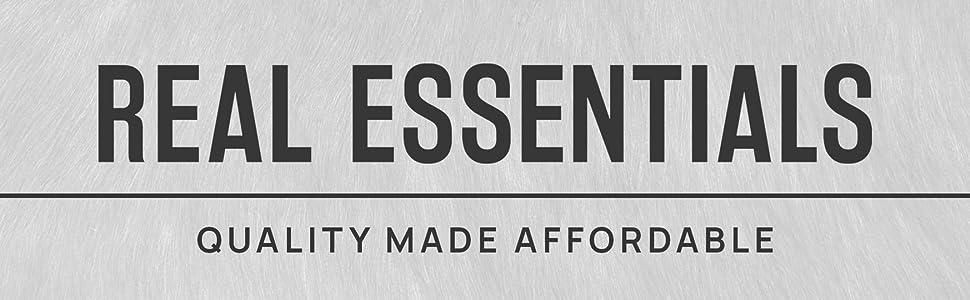 Real Essentials Header