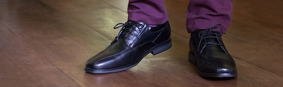 work zapatos hombre smart business boots resistant dark moc comfort derby office rugged casuals jean