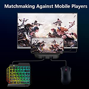 play pubg mobile game with keyboard and mouse