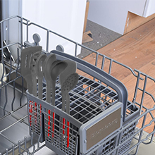 dishwasher safe silicone cooking set