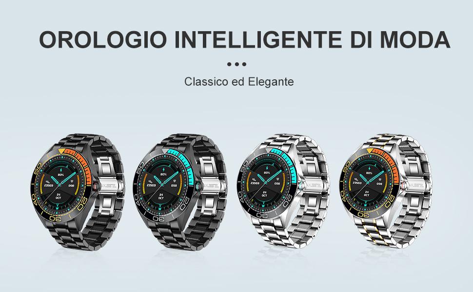orologio intelligente