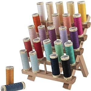 embroidery thread rack