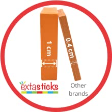 extasticks premium sturdy robust well made wooden puzzle for kids and adults brain training IQ motor