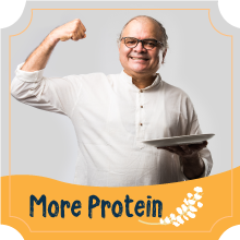 More Protein - Millets
