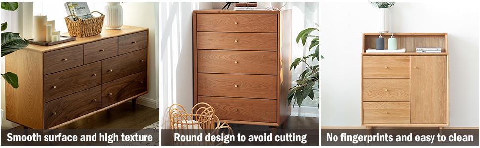 Kitchen Cabinet Hardware Dresser Drawer knobs Circular Cone Shape Knobs knobs for bathroom cabinets