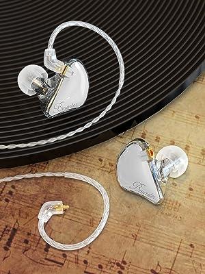 inear headphone 2 driver in ear monitor