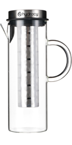 pitcher infuser glass large capacity fruit coffee tea