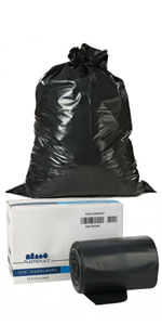 42 Gal Contractor Bags with Flaps
