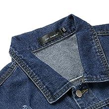 Lars Amadeus Men's Sleeveless Trucker Button Down Jean Denim Vest Jackets