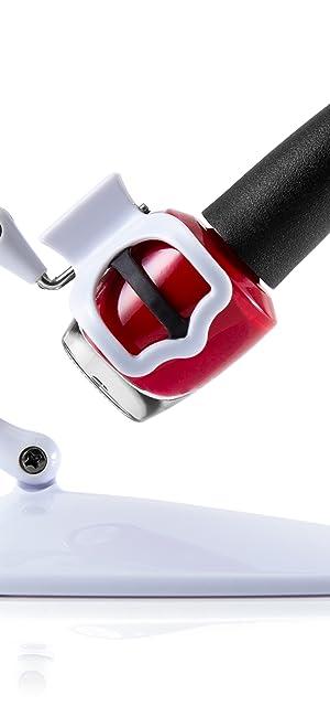 tweexy, nail polish stand, polish holder, polish rack, polish organizer, manicure, opi, polish stand
