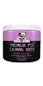 Premium Pet Calming Bites