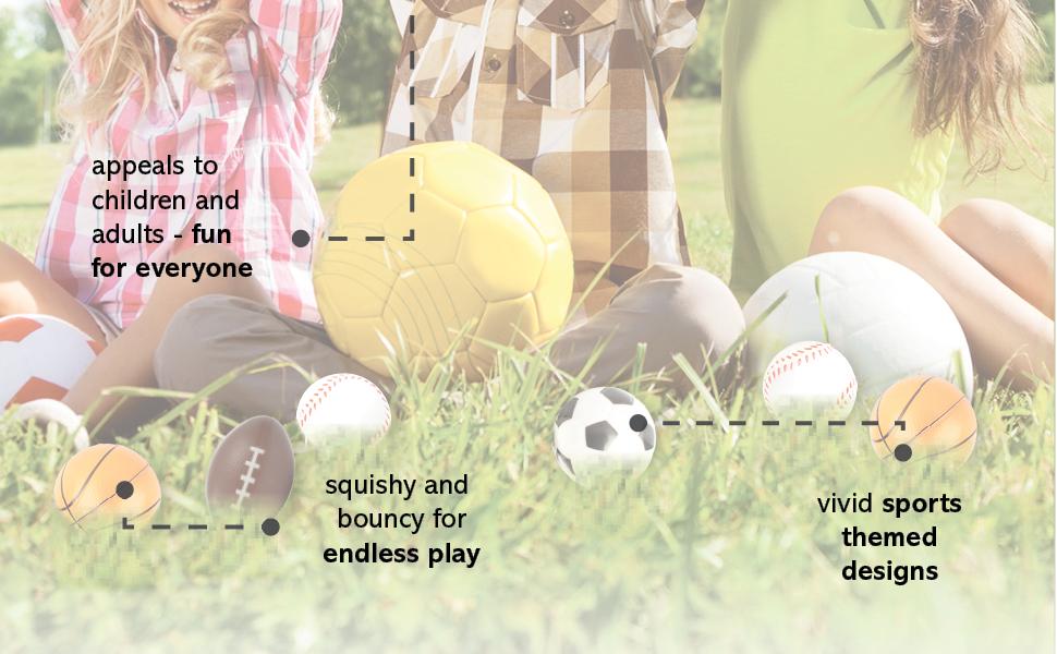 stress balls sports