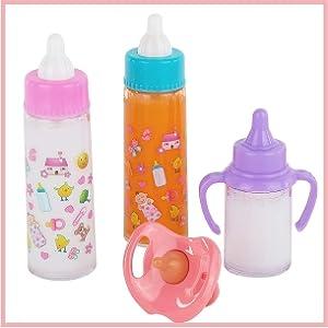 doll baby bottles