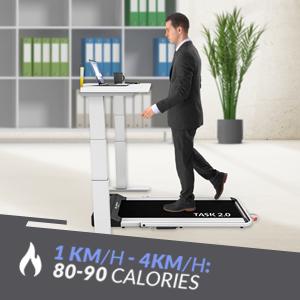 Burn Calories While You Work