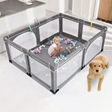 Safety Space-Pet Free