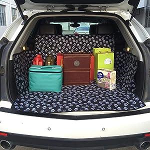 car backseat mat