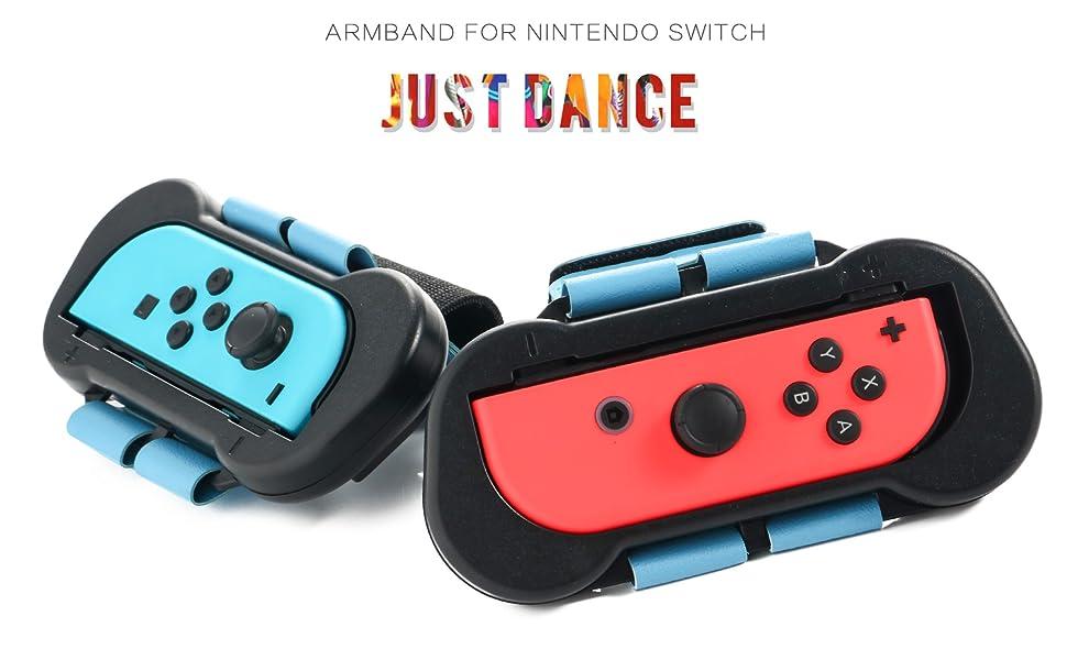 Switch Wrist Bands