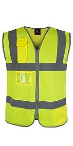 Kolossus workwear safety vest
