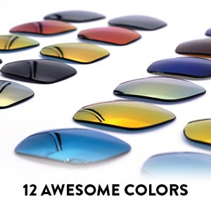 Apex replacement lenses for