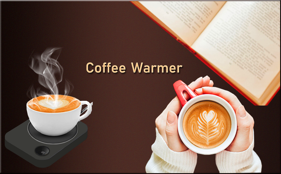 Coffee Cup Warmer for Desk