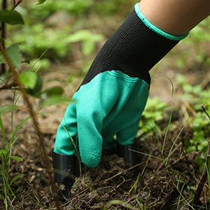 garden gloves durable