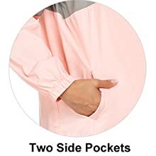 womens rain coat with pockets