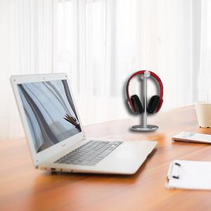 headphones stand hanger holder gaming headset  office home desk rgb