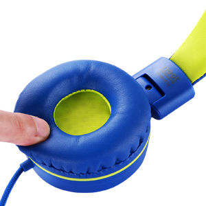 noot products k12 kids headphone