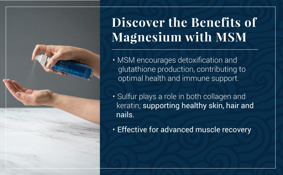 magnesium, oil, spray
