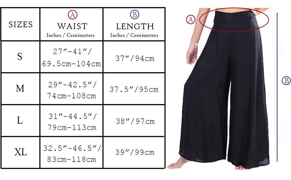 Palazzo Trousers extra wide leg TIE DYE flares Hippy hippie boho Baggy Pants Harem Cotton Women/'s Festival Party Summer Rainbow Colourful