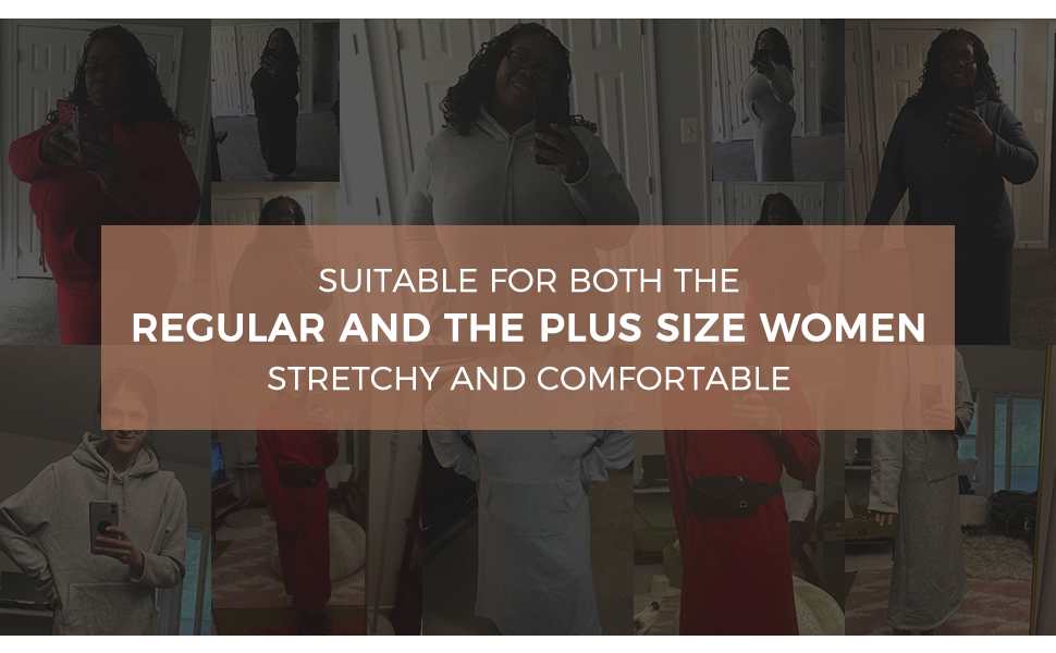 For the Plus Size Women