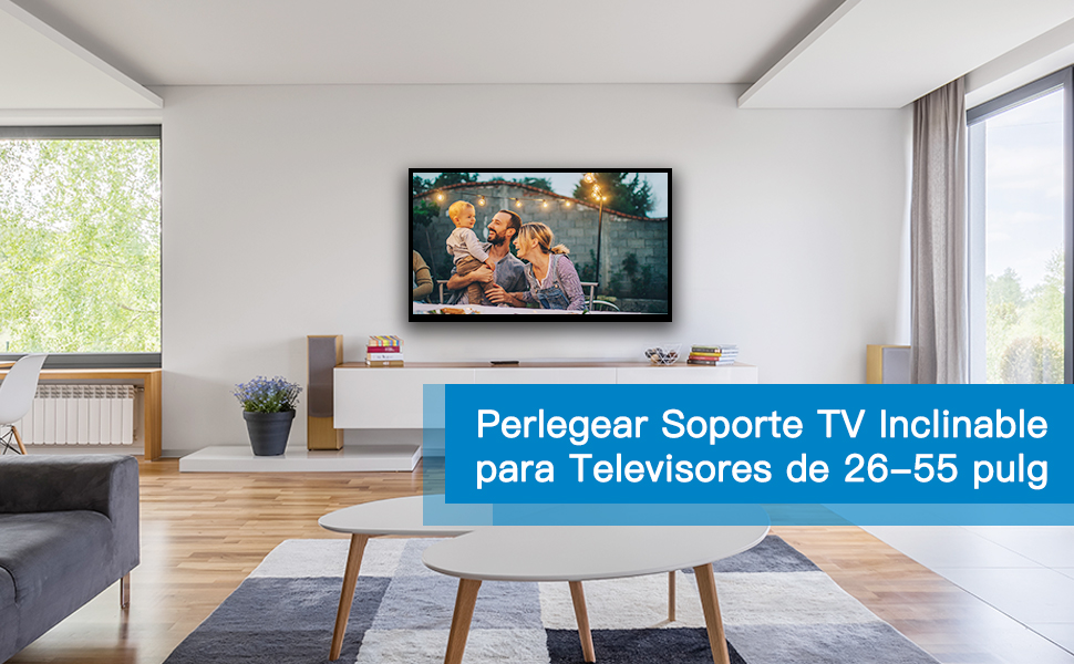 Soporte TV de Pared