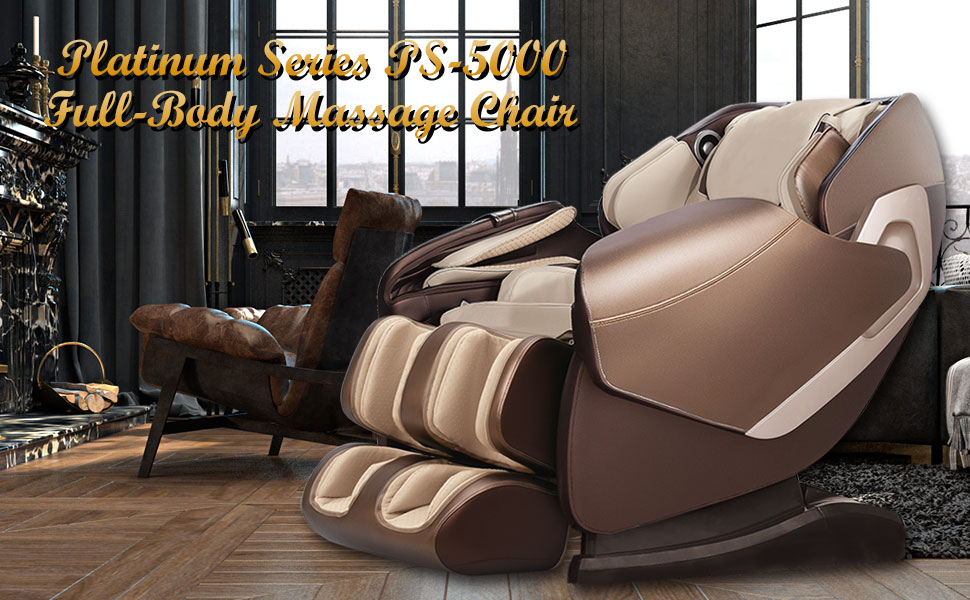 PS 5000 premium massage chair