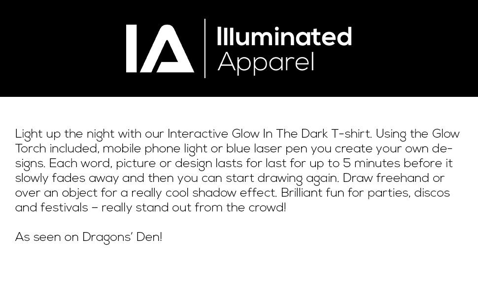 Illuminated Appare;