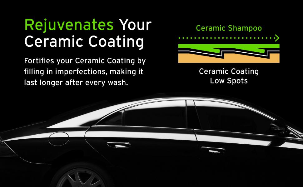 Ethos Handcrafted Car Care Ceramic Shampoo