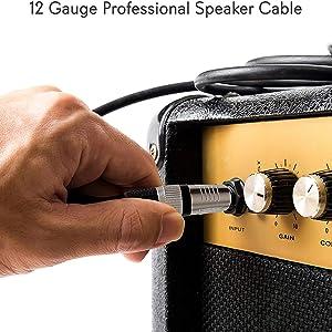 SeCro Guitar Cable