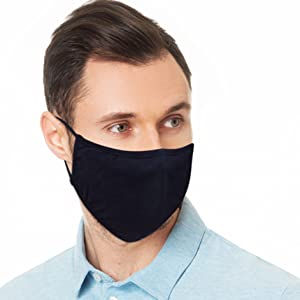 male adjustable masks for safety wear