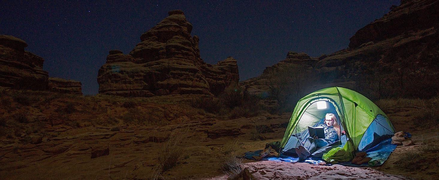 Adjustable Settings outdoors tent light backyard book darkness lantern