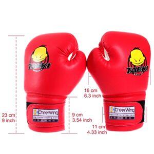 girls boxing gloves