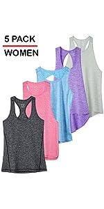 women's workout tops