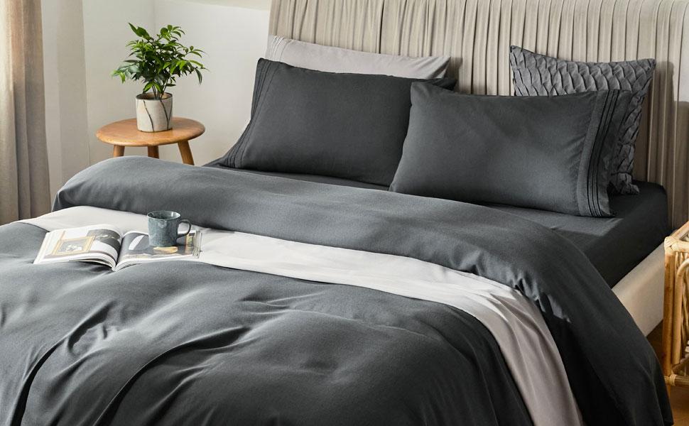 black bamboo sheets