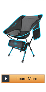 Camping Chairs, Ultralight Portable