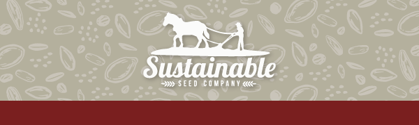 Sustainable Seed Company - Bug out bag.