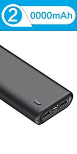quick charge portable charger