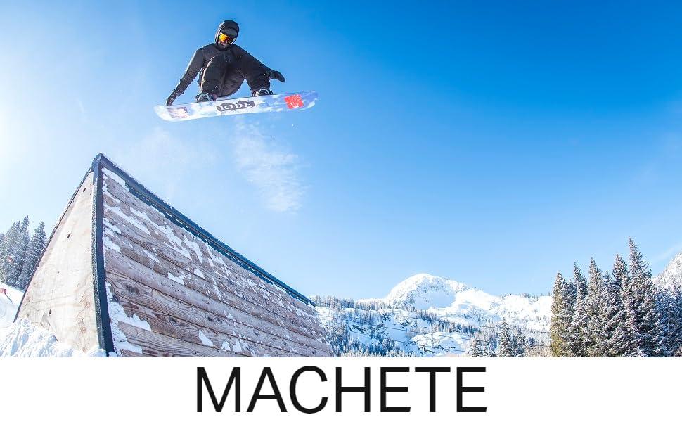 ride Machete