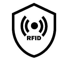 RFID Schutz NFC Schutz RFID Blocker RFID Geldbörse kartenetui mit RFID schutz iclip rfid etui clip