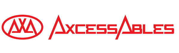 AxcessAbles Logo Red Big