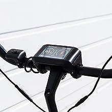 BIKE LCD - LED - EBIKE DISPLAY - BIKE SPEEDOMETER