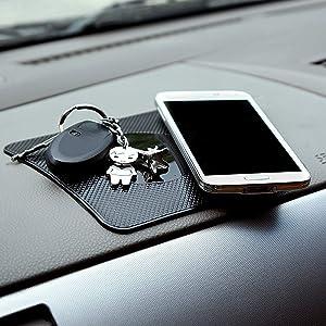 phone holder phone pad car dashbouard pad car phone mat antislip pad nonslip mat
