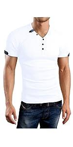 mens v neck t shirt